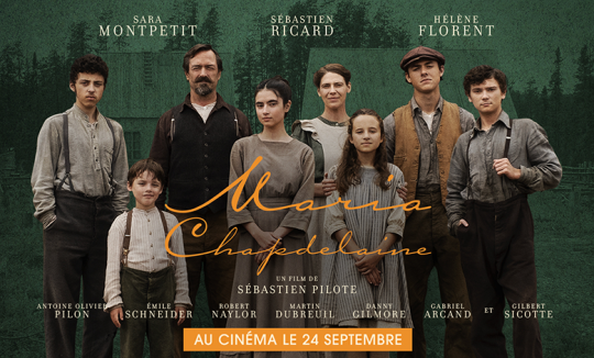 Concours Maria Chapdelaine
